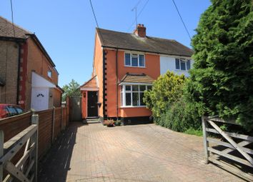 Thumbnail 3 bedroom semi-detached house for sale in Hillside Road, Earley, Reading