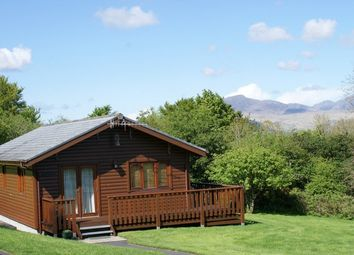 Thumbnail 3 bed lodge for sale in Torbeg, By Blackwaterfoot, Isle Of Arran, North Ayrshire