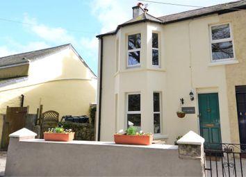 Thumbnail 2 bed semi-detached house for sale in Springfield Villas, Harrowbarrow, Callington, Cornwall