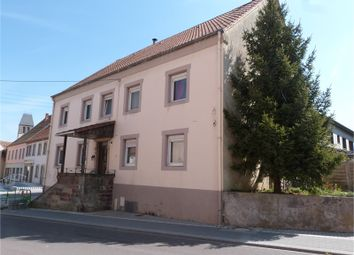 Thumbnail 4 bed detached house for sale in Lorraine, Moselle, Sarralbe