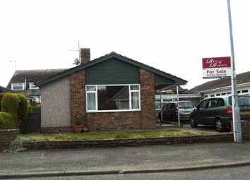 Thumbnail 3 bed detached bungalow for sale in Ashly Court, St. Asaph, Denbighshire