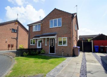 Thumbnail 2 bed semi-detached house to rent in Stone Meadows, Long Eaton, Nottingham