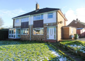 Thumbnail 3 bed semi-detached house for sale in Wynchcombe Avenue, Penn, Wolverhampton