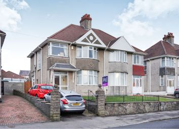 Thumbnail 3 bedroom semi-detached house for sale in Pentregethin Road, Ravenhill