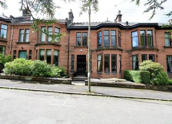 Thumbnail 4 bed terraced house to rent in Hughenden Drive, Glasgow