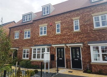 Thumbnail 3 bedroom town house to rent in Bircotes, Doncaster