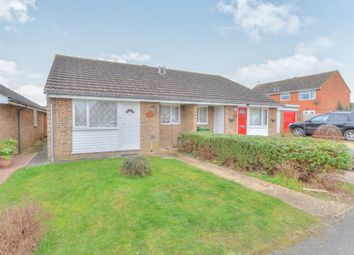 Thumbnail 2 bed semi-detached bungalow for sale in Lewis Close, Newport Pagnell
