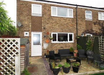 Thumbnail 3 bedroom end terrace house for sale in Pepys Road, Eynesbury, St. Neots