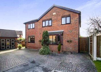 Thumbnail 4 bed detached house for sale in Tiree Close, Trowell, Nottingham
