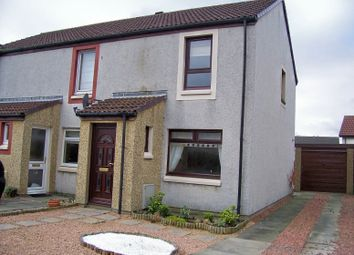Thumbnail 2 bed semi-detached house to rent in The Latch, Cairneyhill, Dunfermline