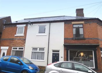 Thumbnail Terraced house to rent in Talbot Street, Leek, Staffordshire