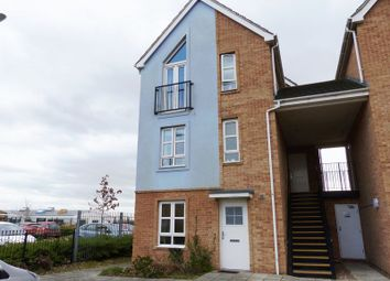 Thumbnail 1 bed flat for sale in Pigot Way, Lincoln