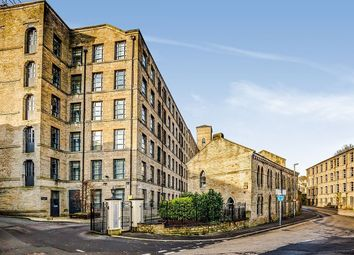 Thumbnail 1 bed flat for sale in Parkwood Mill, Stoney Lane, Leymoor, Huddersfield, West Yorkshire