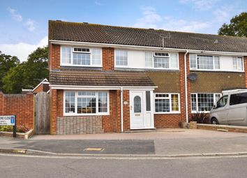 Thumbnail 4 bed end terrace house for sale in Bedford Close, Hedge End, Southampton