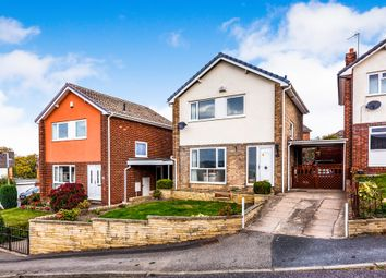 Thumbnail 3 bed detached house for sale in Milano Rise, Darfield, Barnsley