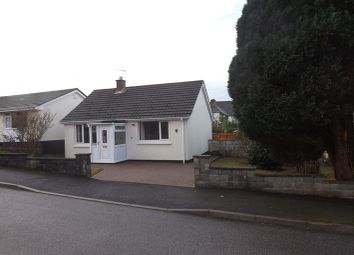 Thumbnail 2 bedroom bungalow for sale in Barlowena, Camborne