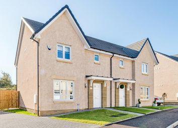 "Thumbnail 3 bedroom semi-detached house for sale in ""Craigend"" at Griffon Crescent, East Kilbride, Glasgow"