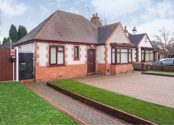 Thumbnail 2 bed detached bungalow for sale in Noose Lane, Willenhall
