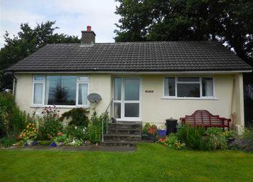 Thumbnail 2 bed bungalow for sale in Cefnllwyd, Aberystwyth, Ceredigion