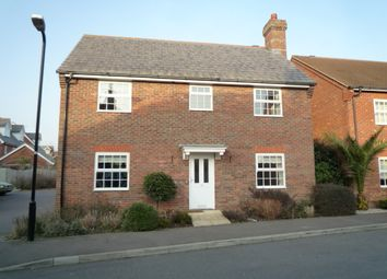 Thumbnail 3 bed detached house to rent in Oakwood Drive, Angmering, Littlehampton
