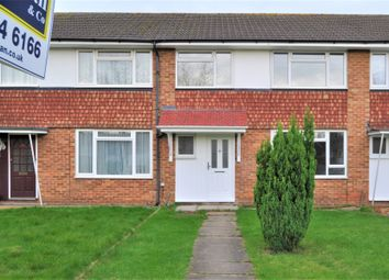 Thumbnail 3 bed terraced house to rent in Fontwell Close, Stanmore/Harrow Weald Border