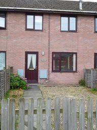 Thumbnail 2 bed terraced house for sale in Duffryn Road, Llandrindod Wells