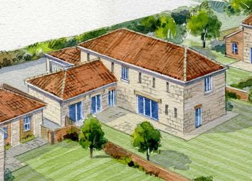 Thumbnail 4 bed detached house for sale in Manor Gardens, Langthorpe, Boroughbridge