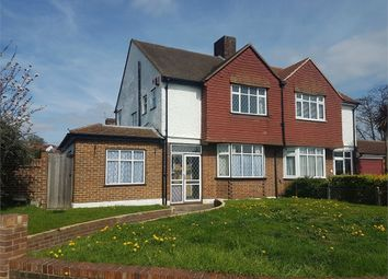 Thumbnail 4 bedroom semi-detached house to rent in Bexley Road, London