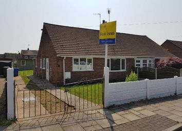 Thumbnail 3 bed bungalow for sale in Leeway Road, Rainworth, Mansfield
