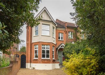Thumbnail 4 bed semi-detached house for sale in Great North Road, East Finchley, London