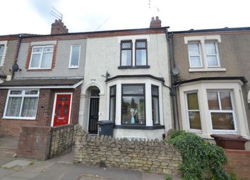 Thumbnail 3 bed terraced house to rent in Glan-Y-Mor Terrace, Kingsthorpe, Northampton