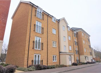 Thumbnail 1 bed flat for sale in 2 Dodd Road, Watford
