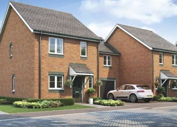 Thumbnail 3 bed link-detached house for sale in Shawbury, Shrewsbury, Shropshire