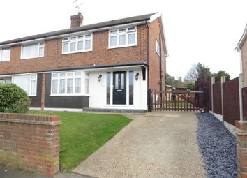 Thumbnail 3 bed semi-detached house for sale in Adelaide Gardens, Halfway, Sheerness, Kent