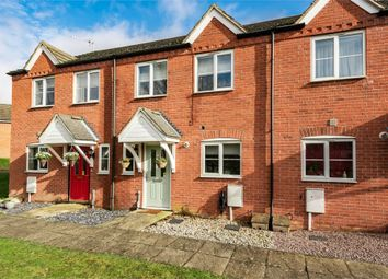 2 bed terraced house for sale in Springbank Drive, Bourne, Lincolnshire PE10