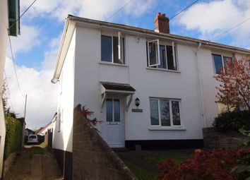 3 bed semi-detached house to rent in Chapel Close, Chapel Street, Braunton EX33