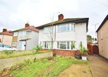 Thumbnail 2 bed semi-detached house to rent in Northumberland Crescent, Feltham, Surrey