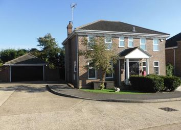 Thumbnail 5 bed detached house for sale in The Willows, Benfleet