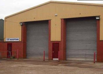 Thumbnail Light industrial to let in Unit 4, Royce Trading Estate, Ashburton Road West, Trafford Park, Manchester