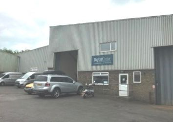 Thumbnail Industrial to let in Unit 8 Short Way, Thornbury, Bristol