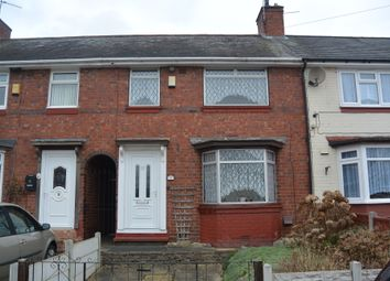 Thumbnail 3 bedroom terraced house for sale in Addenbrooke Road, Smethwick