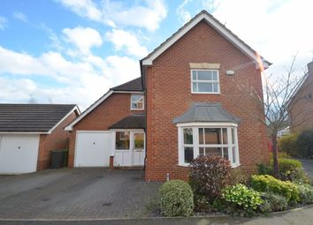 Thumbnail 4 bed property to rent in Malus Close, Hampton Hargate