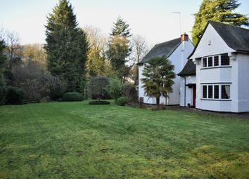Thumbnail 4 bed detached house for sale in Bridle Road, Burton Joyce