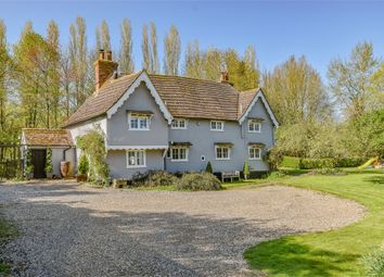 Thumbnail 5 bed detached house for sale in Great Sampford, Saffron Walden, Essex