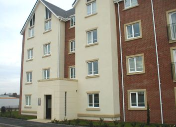 Thumbnail 2 bed flat to rent in Cordelia Close, Stratford Upon Avon