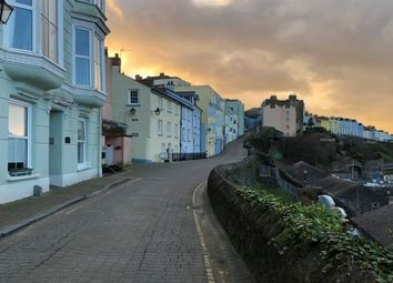 Thumbnail 1 bed flat to rent in Crackwell Street, Tenby