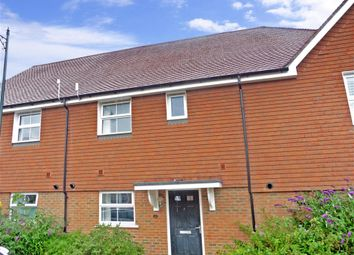 Thumbnail 3 bed terraced house for sale in Holly Way, West Malling, Kent