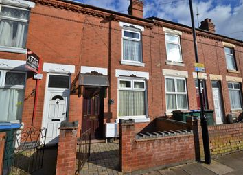Thumbnail 2 bed terraced house for sale in St Georges Road, Stoke, Coventry