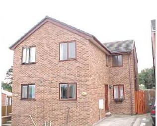 Thumbnail 3 bed semi-detached house to rent in Tyn Twll Lane, Bagillt