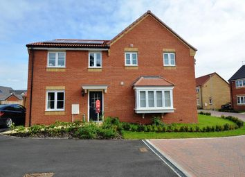 Thumbnail 3 bed property for sale in Luffield Close, Eye, Peterborough